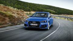 Audi RS4 Avant: al volante di una bomba nucleare  - Immagine: 2