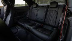 Audi RS5 Coupé 2020, i sedili posteriori