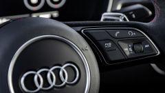 Audi RS5 Coupé 2020, il volante multifunzione