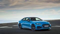 Audi RS5 Coupé 2020, novità tecniche ed estetiche
