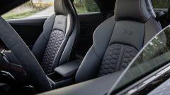 Audi RS5 Coupé 2020, sedili sportivi