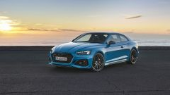 Audi RS5 Coupé 2020, vista 3/4 anteriore