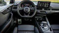 Nuove Audi RS5 2020 Coupé e Sportback: ecco come cambiano - Immagine: 16