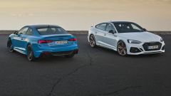 Audi RS5 Coupé e Sportback 2020