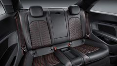 Audi RS5 Coupé: i sedili posteriori