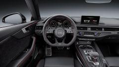 Audi RS5 Coupé: la plancia