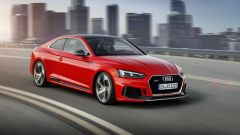 Audi RS5 coupé: la Gran Turismo cattiva e facile - Immagine: 1