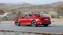 Audi RS5 coupé: la Gran Turismo cattiva e facile - Immagine: 17
