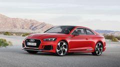 Audi RS5 coupé: la Gran Turismo cattiva e facile - Immagine: 20
