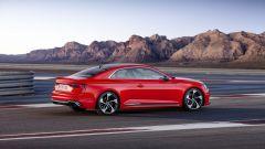 Audi RS5 coupé: la Gran Turismo cattiva e facile - Immagine: 22