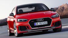 Audi RS5 coupé: la Gran Turismo cattiva e facile - Immagine: 4
