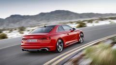 Audi RS5 coupé: la Gran Turismo cattiva e facile - Immagine: 33