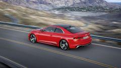 Audi RS5 coupé: la Gran Turismo cattiva e facile - Immagine: 34