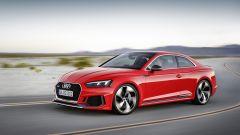 Audi RS5 coupé: la Gran Turismo cattiva e facile - Immagine: 36