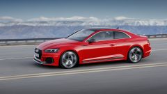 Audi RS5 coupé: la Gran Turismo cattiva e facile - Immagine: 35