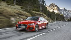 Audi RS5 coupé: la Gran Turismo cattiva e facile - Immagine: 59
