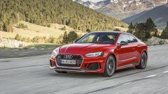 Audi RS5 coupé: la Gran Turismo cattiva e facile - Immagine: 60