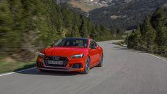 Audi RS5 coupé: la Gran Turismo cattiva e facile - Immagine: 61