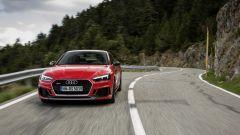 Audi RS5 coupé: la Gran Turismo cattiva e facile - Immagine: 62