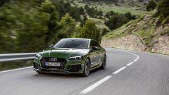 Audi RS5 coupé: la Gran Turismo cattiva e facile - Immagine: 75