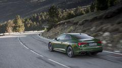 Audi RS5 coupé: la Gran Turismo cattiva e facile - Immagine: 79