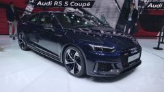 Audi RS5 Coupé, Salone di Ginevra 2017, world premiere