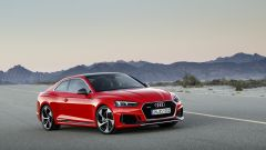 Audi RS5 Coupé: vista 3/4 anteriore
