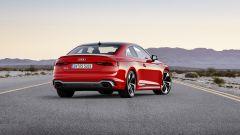 Audi RS5 Coupé: vista 3/4 posteriore