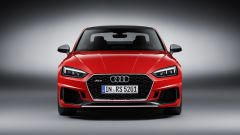 Audi RS5 Coupé: vista frontale