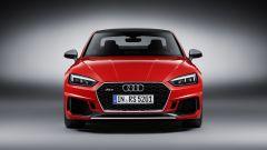 Audi RS5 Coupé: vista frontale