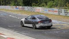 Audi RS5-R: foto spia del facelift ABT sul mitico circuito del Nürburgring