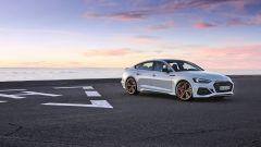 Audi RS5 Sportback: vista di 3/4 anteriore