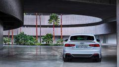 Audi RS5 Sportback: vista posteriore