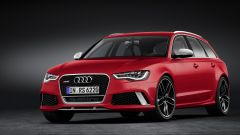 Audi RS 6 Avant 2013 - Immagine: 2