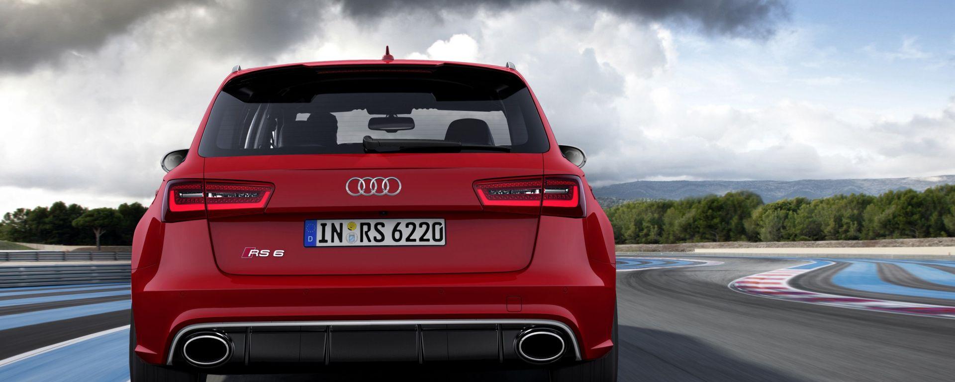 Audi RS 6 Avant 2013