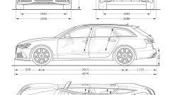 Audi RS 6 Avant 2013 - Immagine: 17