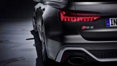 Audi RS6 Avant 2019, fari posteriori