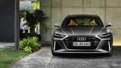 Audi RS6 Avant 2019, il frontale