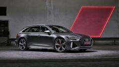 Audi RS6 Avant 2020, 600 cv di potenza