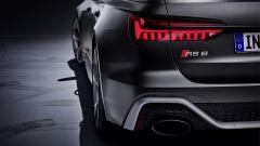 Audi RS6 Avant 2020, fari posteriori