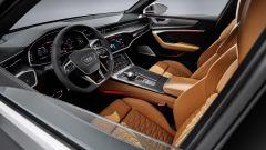 Audi RS6 Avant 2020, gli interni