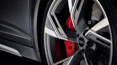 Audi RS6 Avant 2020, i cerchi in lega