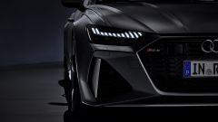Audi RS6 Avant 2020, i fari anteriori