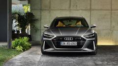 Audi RS6 Avant 2020, il frontale