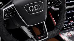 Audi RS6 Avant 2020, il volante
