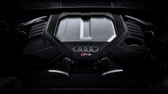 Audi RS6 Avant 2020, vano motore