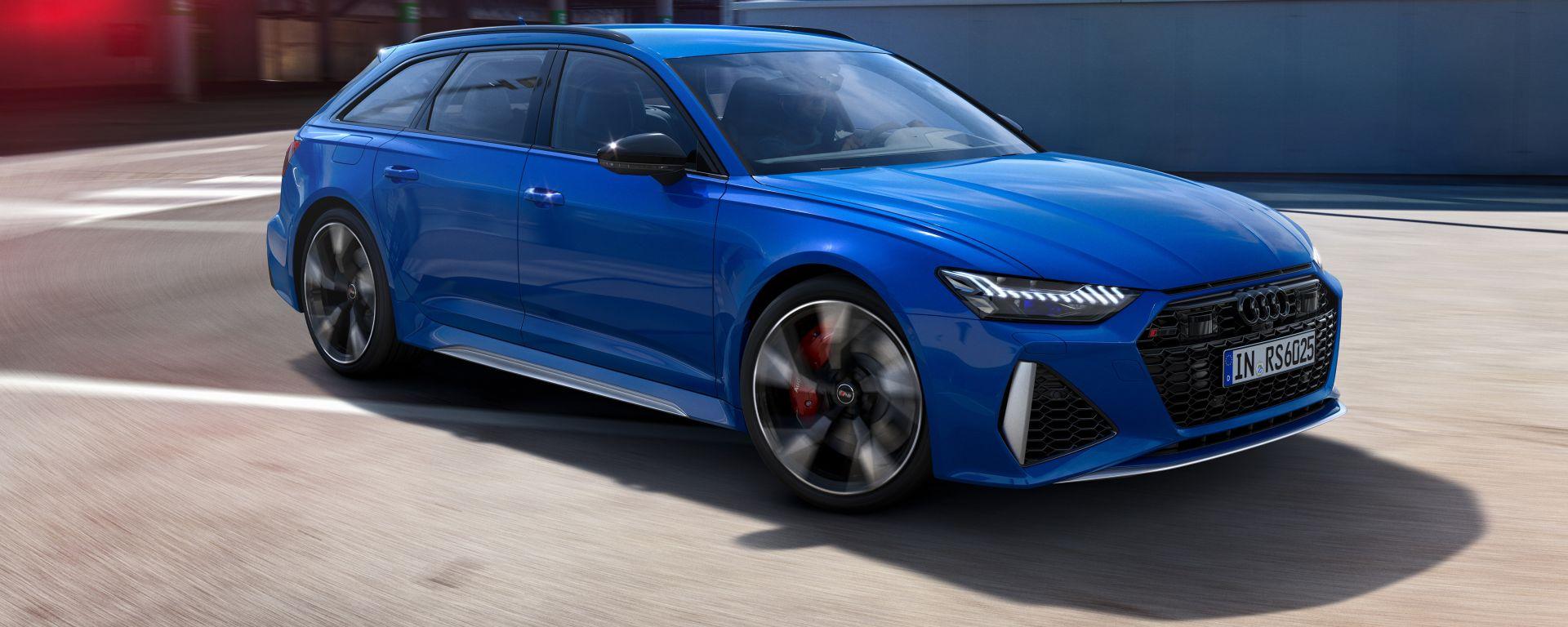 Audi RS6 Avant 25 Anniversary