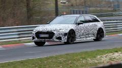 Audi RS6 Avant: dettaglio anteriore