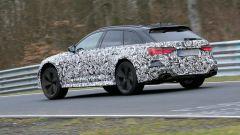 Audi RS6 Avant: il posteriore