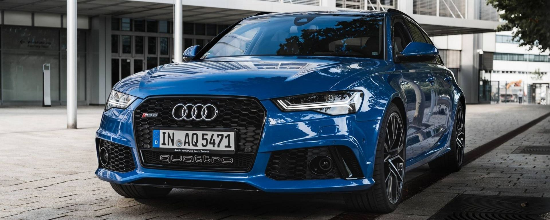 Audi RS6 Performance Nogaro: con ABT ha 700 CV